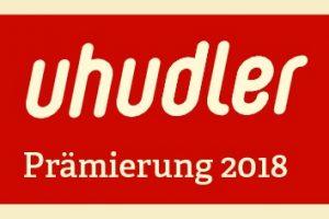 Uhudler Prämierung 2018